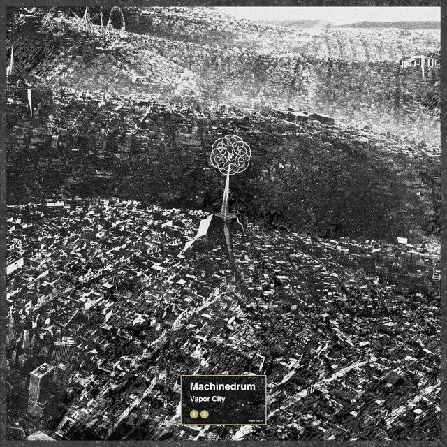 Machinedrum VAPOR CITY Vinyl Record - 180 Gram Pressing