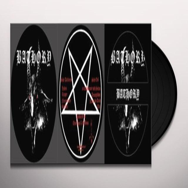 BATHORY (PICTURE DISC) Vinyl Record - UK Import