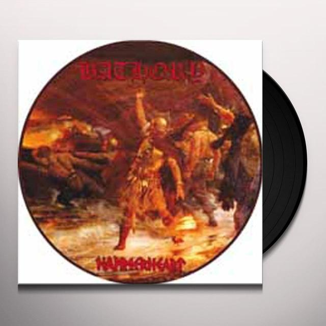 Bathory HAMMERHEART Vinyl Record - UK Import