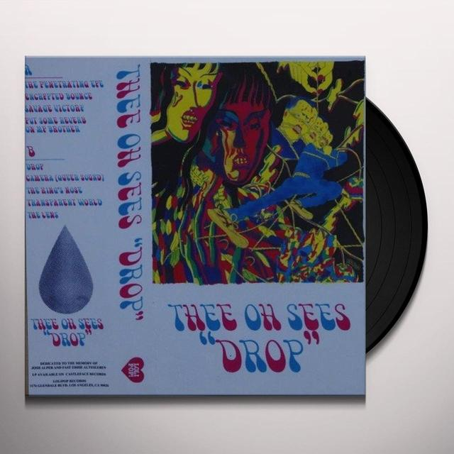 Oh Sees Thee DROP Vinyl Record