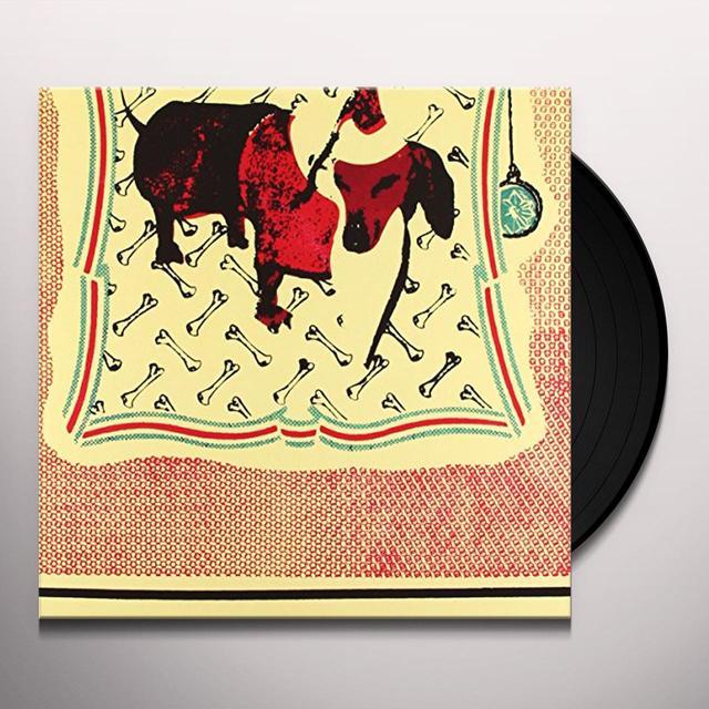 Residents SANTA DOG Vinyl Record