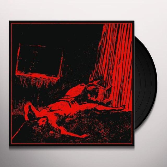 Dead In The Manger TRANSIENCE Vinyl Record