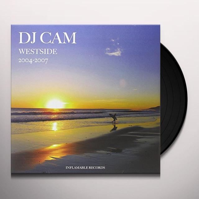 Dj Cam WESTSIDE: 2004-2007 Vinyl Record