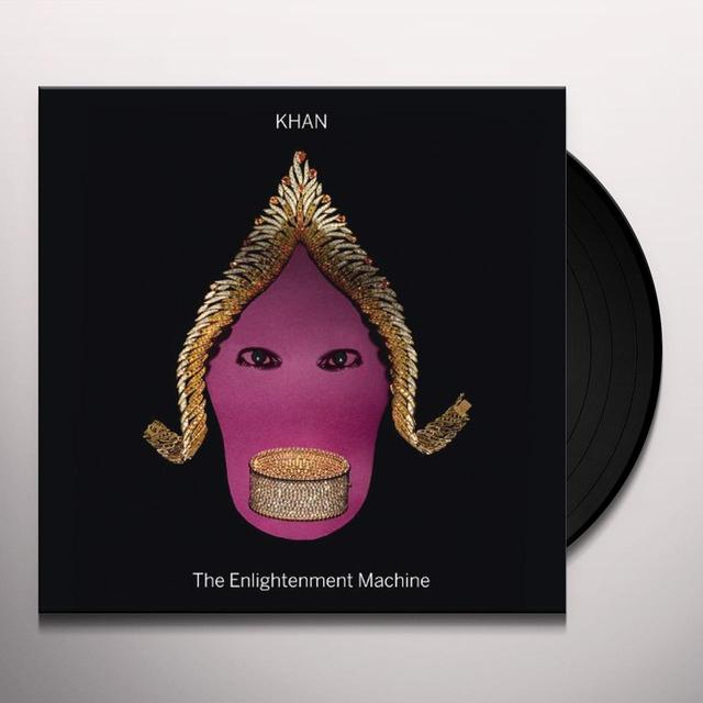 Khan ENLIGHTENMENT MACHINE Vinyl Record