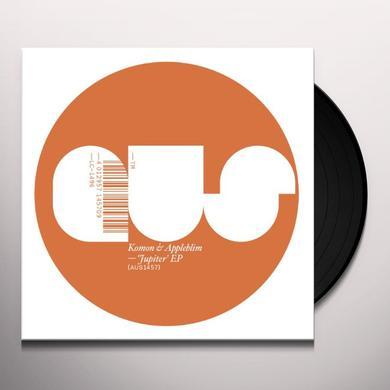 Komon & Appleblim JUPITER Vinyl Record