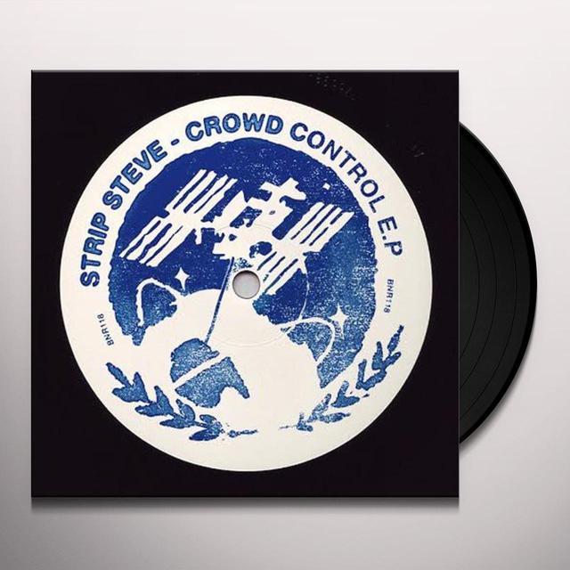 Strip Steve CROWD CONTROL Vinyl Record