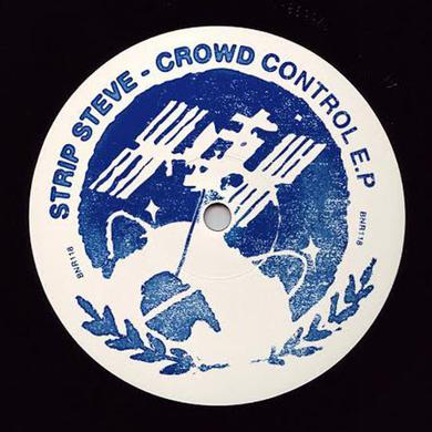 Strip Steve CROWD CONTROL Vinyl Record
