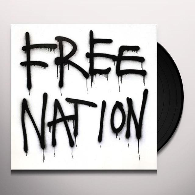 Ellen Allien / Thomas Muller FREE NATION Vinyl Record