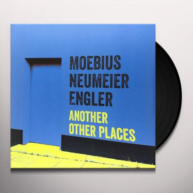 Moebius / Neumeier / Engler ANOTHER OTHER PLACES Vinyl Record - w/CD