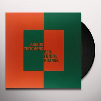 Asmus Tietchens DER FUNFTE HIMMEL Vinyl Record