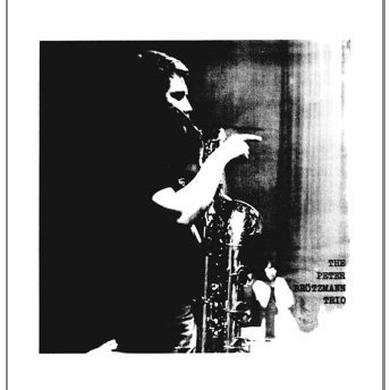 Peter Brötzmann FOR ADOLPHE SAX Vinyl Record