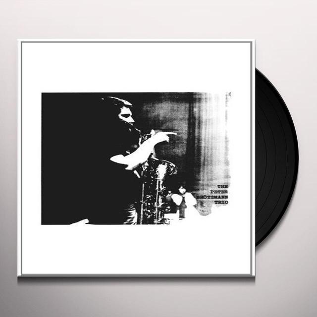 Peter Brötzmann FOR ADOLPHE SAX Vinyl Record