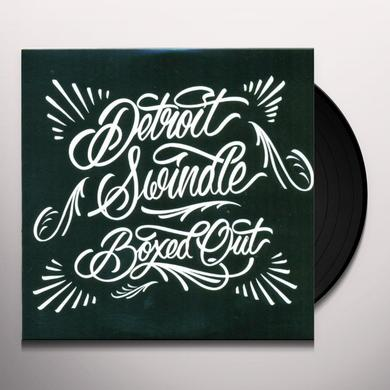 Detroit Swindle BOXED OUT Vinyl Record