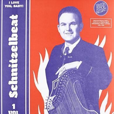 SCHNITZELBEAT 1: I LOVE YOU BABY / VAR Vinyl Record