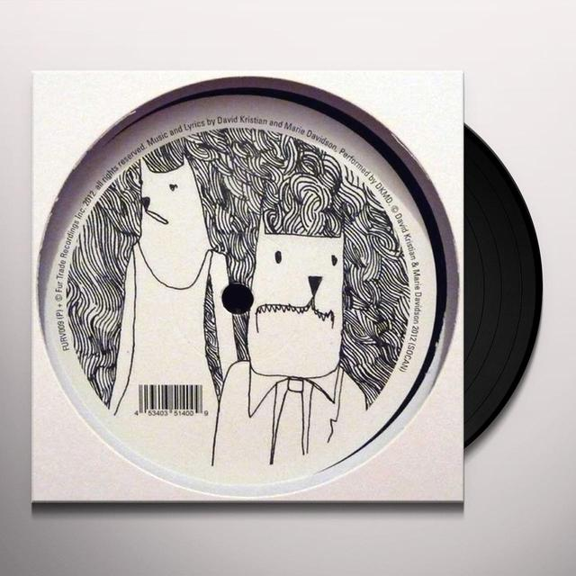 Dkmd ON THE OTHER SIDE Vinyl Record