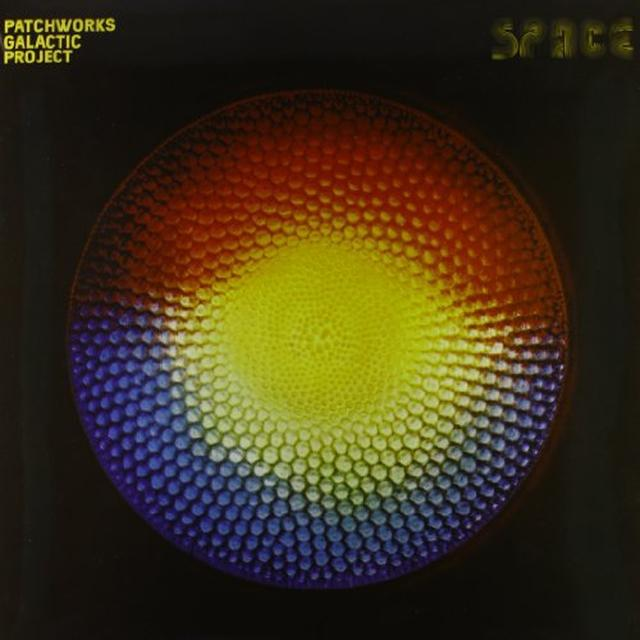 Patchworks Galactic Project SPACE Vinyl Record