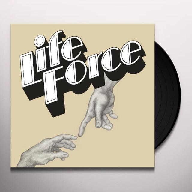 LIFE FORCE Vinyl Record