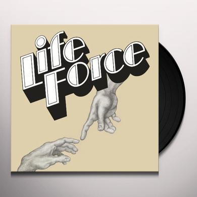 LIFE FORCE Vinyl Record