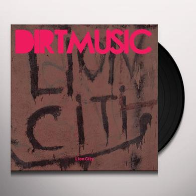 Dirtmusic LION CITY Vinyl Record - w/CD