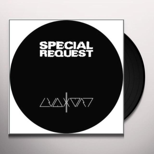 Special Request / Akkord HTH VS HTH Vinyl Record