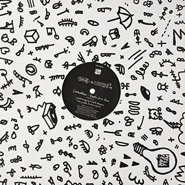 Luminodisco/Margot KEEP ON WANKIN EP Vinyl Record
