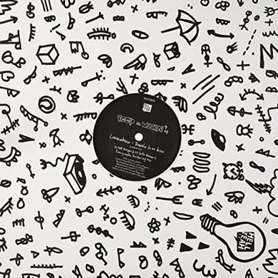Luminodisco/Margot KEEP ON WANKIN EP Vinyl Record