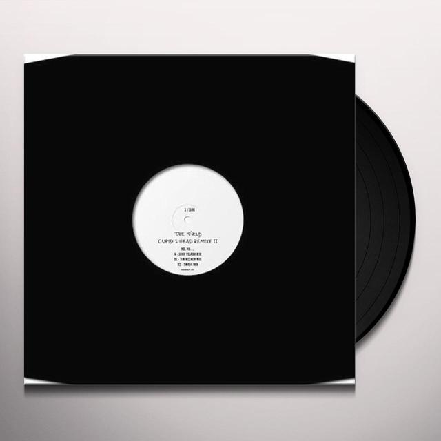Field CUPID'S HEAD REMIXE II Vinyl Record