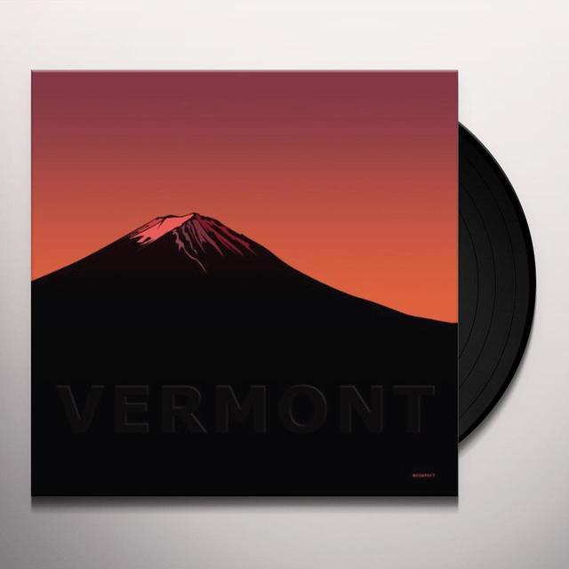 VERMONT  (WSV) Vinyl Record - w/CD