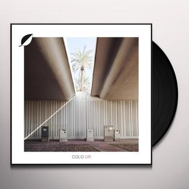Colo UR Vinyl Record - w/CD