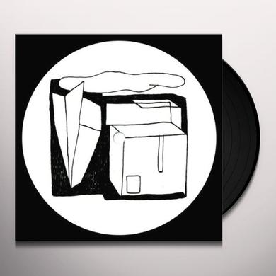 Janis FORGIVENESS EP Vinyl Record