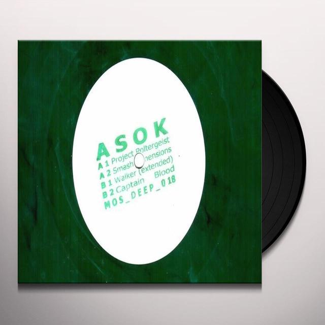 Asok POLTERGEIST Vinyl Record