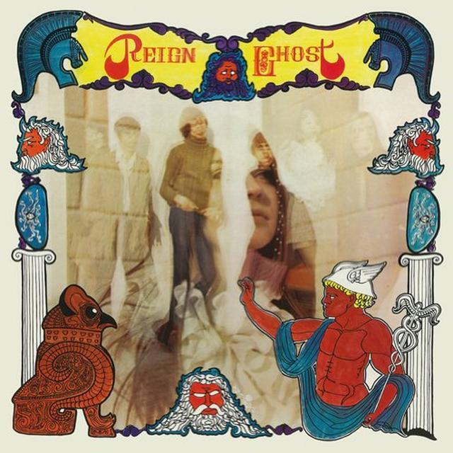 REIGN GHOST Vinyl Record