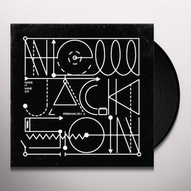New Jackson MADE IT MINE EP Vinyl Record