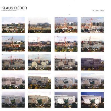 Klaus Roder KRISTALLISATIONEN 2 Vinyl Record