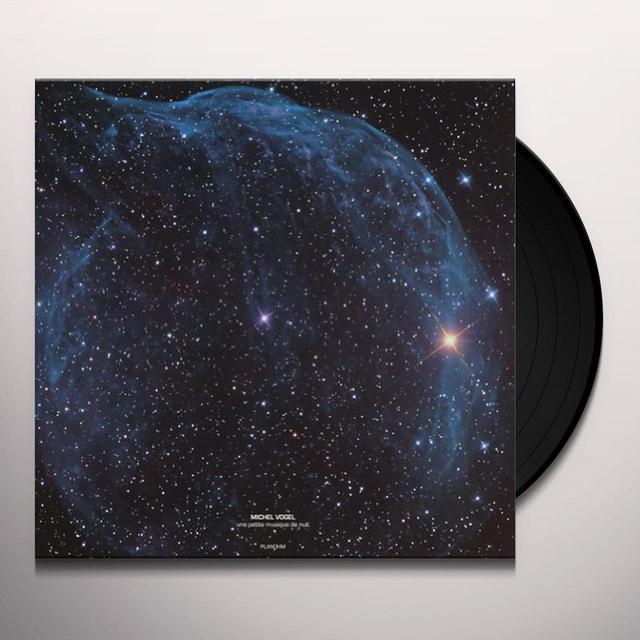 Michel Vogel UNE PETITE MUSIQUE DE NUIT Vinyl Record
