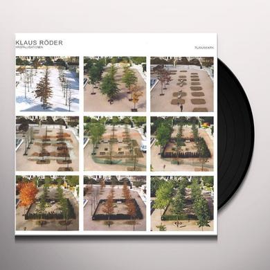 Klaus Roder KRISTALLISATIONEN Vinyl Record