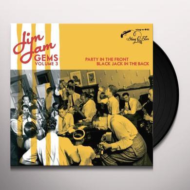 JIM JAM GEMS 3 / VAR Vinyl Record - 10 Inch Single