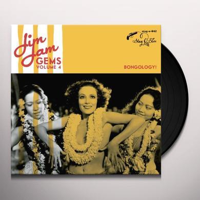 JIM JAM GEMS 4 / VAR Vinyl Record - 10 Inch Single