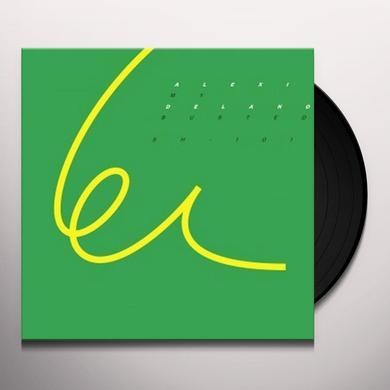 Alexi Delano MY BUSTED SH-101 Vinyl Record