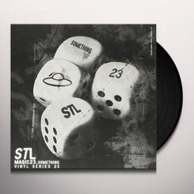 Stl MAGIC23 Vinyl Record