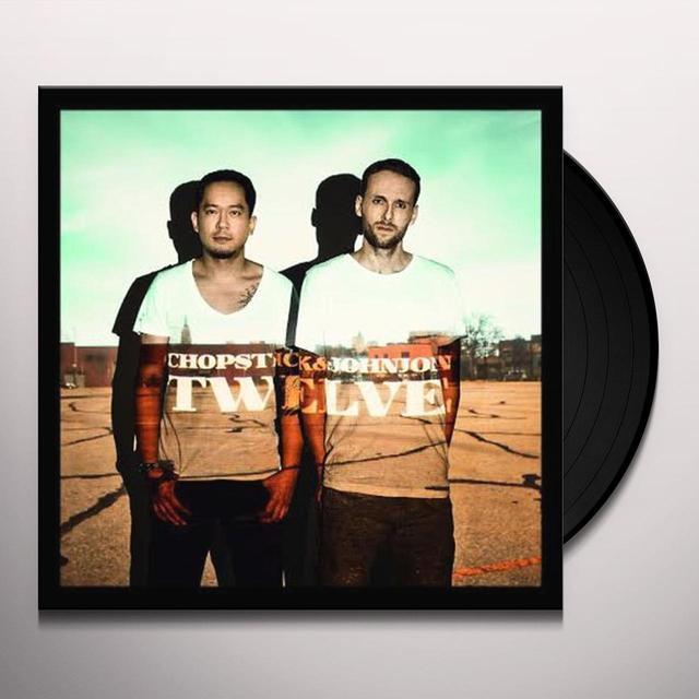 Chopstick & Johnjon TWELVE Vinyl Record