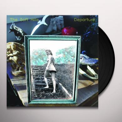 The Soft Hills DEPARTURE Vinyl Record - w/CD