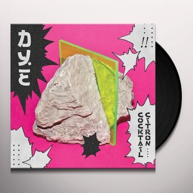 Dye COCKTAIL CITRON Vinyl Record