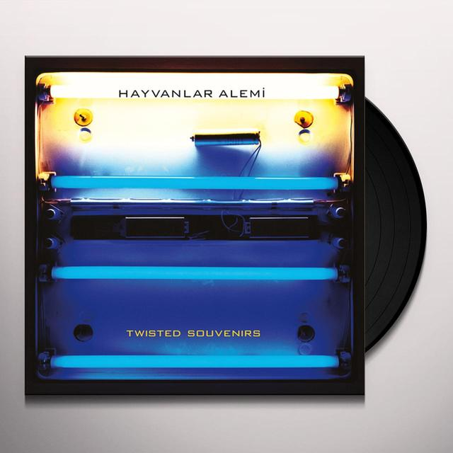 Hayvanlar Alemi TWISTED SOUVENIRS Vinyl Record