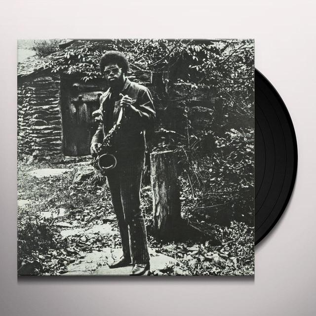 Joe Mcphee NATION TIME Vinyl Record