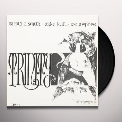 Joe Mcphee / Harold E Smith / Mike Kull TRINITY Vinyl Record