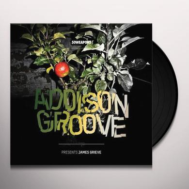 Addison Groove PRESENTS JAMES GRIEVE Vinyl Record