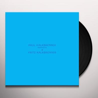 Paul Kalkbrenner KRUPPZEUG (EP) Vinyl Record
