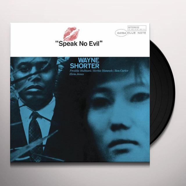 Wayne Shorter SPEAK NO EVIL Vinyl Record