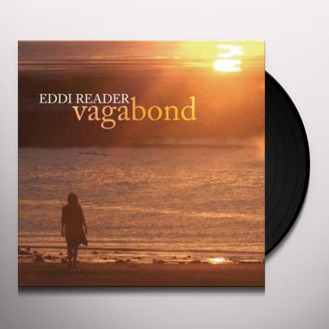 Eddi Reader VAGABOND Vinyl Record - w/CD